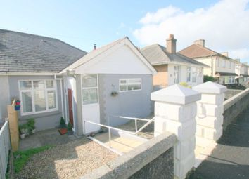 Thumbnail 2 bed semi-detached bungalow for sale in Molesworth Road, Plympton, Plymouth