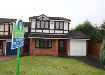 3 bed detached house for sale in Aintree Way, Milking Bank, Dudley, West Midlands DY1