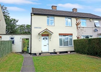 Thumbnail 3 bed semi-detached house to rent in Godwin Place, Bradley, Huddersfield