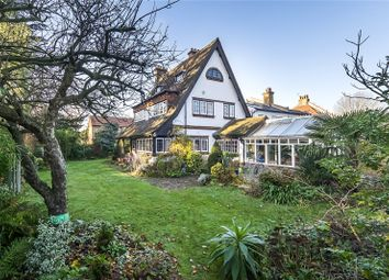 Thumbnail 4 bed detached house for sale in Watery Lane, London