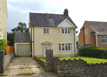 Thumbnail Detached house for sale in Lon Hir, Carmarthen