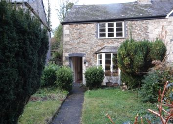 Thumbnail 3 bed end terrace house for sale in Bridge, St Columb