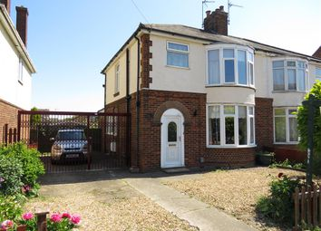 Thumbnail 3 bed semi-detached house for sale in Eyebury Road, Eye, Peterborough