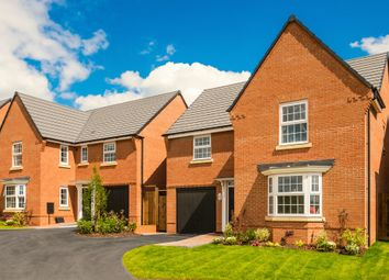"Thumbnail 4 bedroom detached house for sale in ""Drummond"" at Coppice Green Lane, Shifnal"