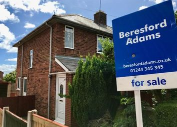 Thumbnail 3 bed semi-detached house for sale in Windsor Drive, Broughton, Chester, Flintshire
