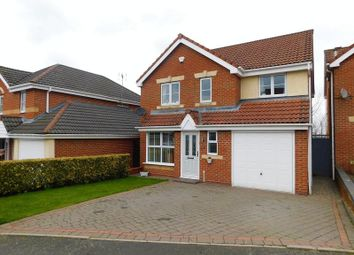 Thumbnail 4 bed detached house for sale in Elizabethan Way, Rugeley