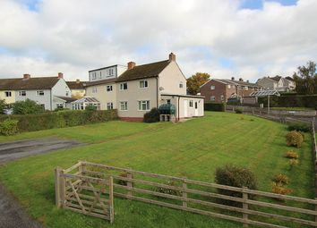 Thumbnail 3 bed semi-detached house for sale in Cae Parc, Llanddew, Brecon