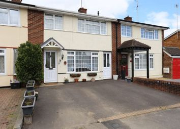 Thumbnail 3 bedroom terraced house for sale in Wheble Drive, Woodley, Reading