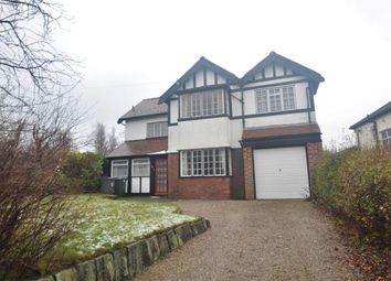 Thumbnail 5 bedroom detached house for sale in Thurstaston Road, Irby, Wirral, Merseyside