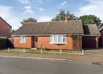 Thumbnail 3 bedroom detached bungalow for sale in Masefield Road, Diss