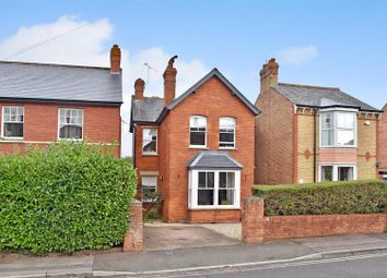Thumbnail 3 bed detached house for sale in Mountway Road, Bishops Hull, Taunton