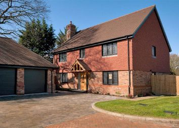 Thumbnail 5 bed detached house for sale in The Lenham, High Oaks, Newington, Kent