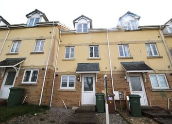 Thumbnail 4 bed property for sale in Lakeside Drive, Plymouth