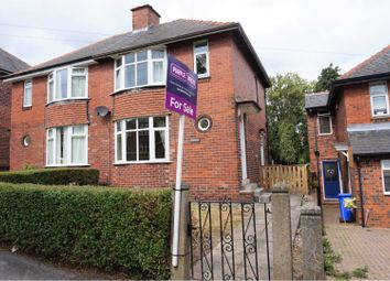 Thumbnail 3 bed semi-detached house for sale in Warminster Crescent, Sheffield
