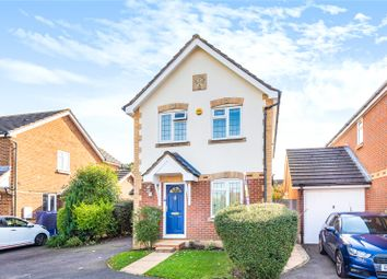 Thumbnail 3 bed detached house for sale in Hambledon Road, Caterham, Surrey
