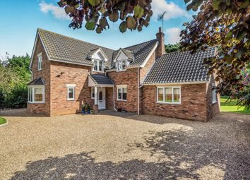 Thumbnail 3 bedroom detached house for sale in Norwich Road, Wroxham, Norwich, Norfolk