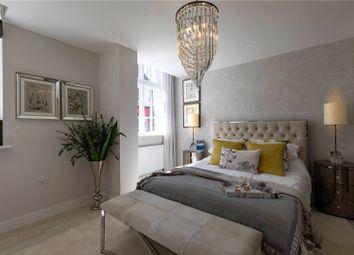 Thumbnail 1 bed flat for sale in Windsor House, 36-38 Windsor Street, Uxbridge, Middlesex