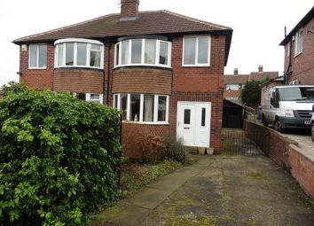 Thumbnail 3 bed semi-detached house for sale in Kellett Grove, Lower Wortley, Leeds