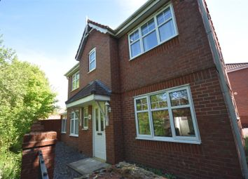 Thumbnail 3 bed detached house for sale in Kingfisher Close, Chorley