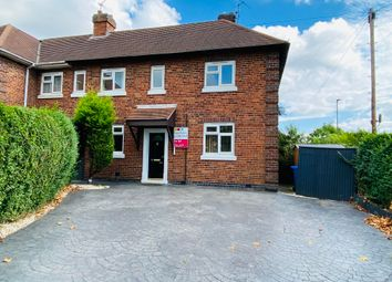 Thumbnail 3 bed semi-detached house to rent in Dickens Square, Derby