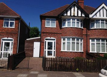 Thumbnail 3 bed semi-detached house to rent in Danehurst Avenue, Leicester