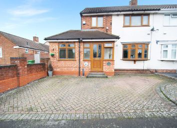3 bed semi-detached house for sale in Bournebrook Crescent, Halesowen B62