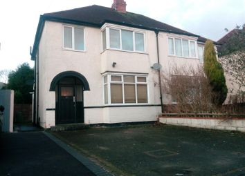 Thumbnail 3 bed semi-detached house for sale in Aldersley Road, Tettenhall, Wolverhampton