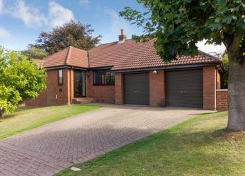 Thumbnail 3 bed bungalow for sale in The Downings, Harthill, Sheffield, South Yorkshire