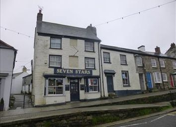 Thumbnail Pub/bar for sale in Seven Stars, 73 The Terrace, Penryn, Cornwall