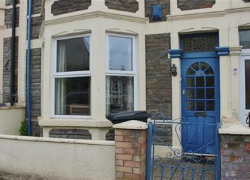 Thumbnail 3 bedroom terraced house to rent in Park Road, Southville, Bristol