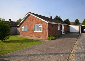 Thumbnail 3 bed bungalow for sale in St. Michaels, Sutton, Norwich