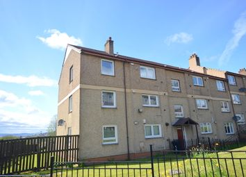 Thumbnail 3 bed flat for sale in Watchmeal Crescent, Hardgate, Clydebank