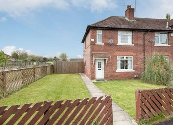 Thumbnail 3 bed end terrace house for sale in Parker Road, Thornhill Lees, Dewsbury