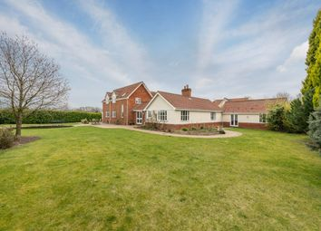 Thumbnail 5 bed detached house for sale in Langton Park, Eye