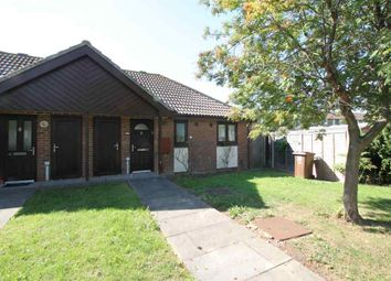 Thumbnail 1 bed semi-detached bungalow for sale in Gifford Close, Gillingham