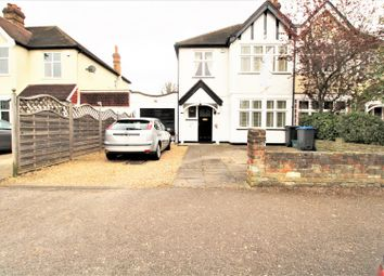 Thumbnail 3 bed semi-detached house for sale in Lancaster Gardens, Kingston Upon Thames