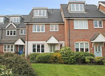 4 bed terraced house for sale in Swansmere Close, Walton-On-Thames KT12