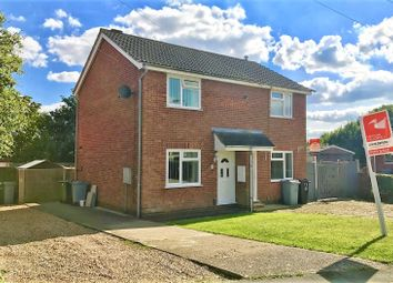 Thumbnail 2 bedroom semi-detached house for sale in Chelmsford Drive, Grantham