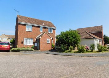 Thumbnail 3 bed detached house for sale in Drovers Court, Trimley St Mary