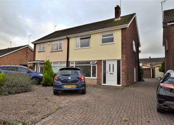 Thumbnail 3 bed semi-detached house for sale in Caernarvon Road, Cheltenham