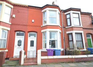 Thumbnail 3 bedroom terraced house for sale in Langton Road, Wavertree, Liverpool