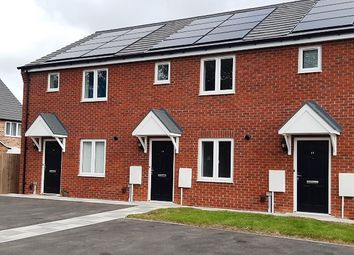 Thumbnail 2 bedroom terraced house for sale in Cawston Rise, Trussell Way, Cawston, Rugby