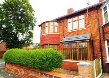 Thumbnail Semi-detached house for sale in Rye Bank Road, Firswood, Manchester, Greater Manchester