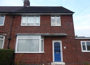 Thumbnail 3 bed semi-detached house for sale in 35 Bevan Drive, Inkersall, Chesterfield, Derbyshire