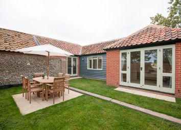 Thumbnail 3 bed terraced bungalow for sale in Empsons Loke, Winterton-On-Sea, Great Yarmouth