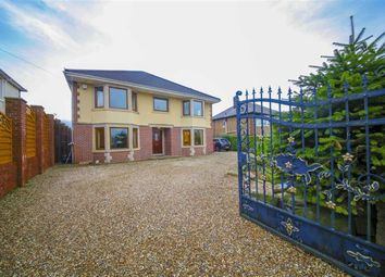 Thumbnail 4 bed detached house for sale in Ribchester Road, Clayton Le Dale, Blackburn