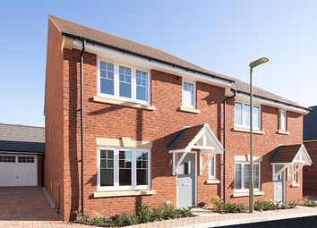 "Thumbnail 3 bed property for sale in ""The Hartley"" at Coxwell Road, Faringdon"