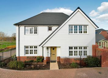 4 bed detached house for sale in Gaskin Way, Marden, Kent TN12