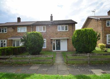 Thumbnail 3 bedroom end terrace house for sale in The Oundle, Oaks Cross, Stevenage, Hertfordshire