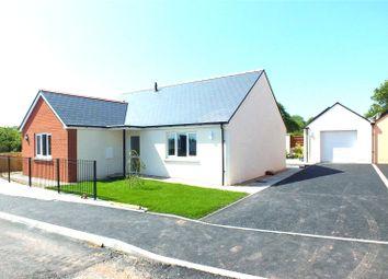 Thumbnail 3 bed bungalow for sale in Plot 17, Bowett Close, Hundleton, Pembroke